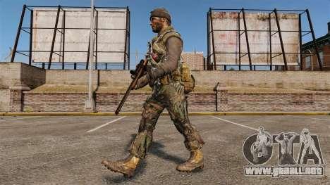 David Mason para GTA 4 adelante de pantalla