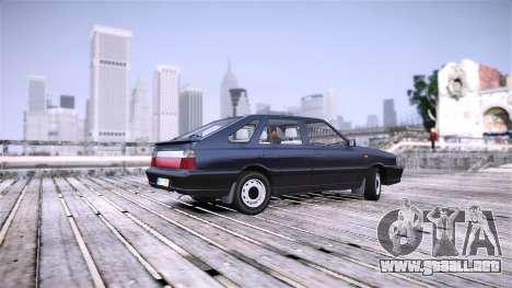 Daewoo FSO Polonez Caro Impo para GTA 4 Vista posterior izquierda