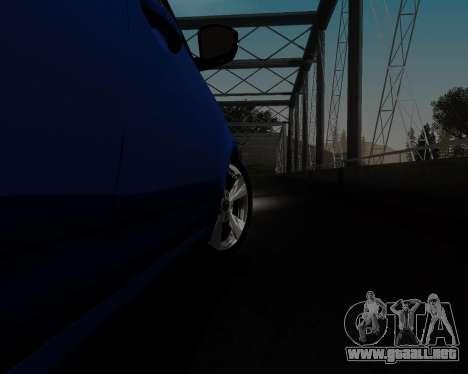 Skoda Octavia A7 para la vista superior GTA San Andreas
