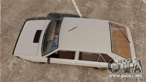 FSO Polonez 1500 para GTA 4 visión correcta