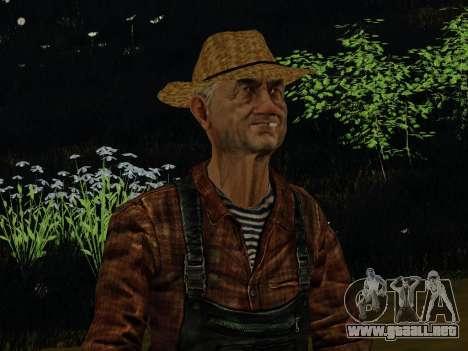Agricultor o modificado y complementado para GTA San Andreas segunda pantalla