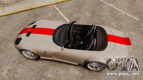Bravado Banshee new wheels para GTA 4 visión correcta