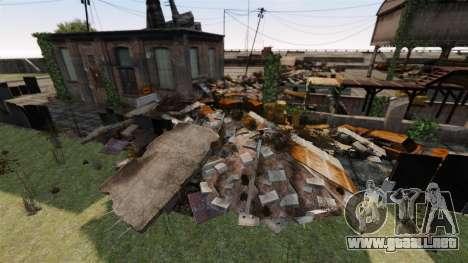 La pista de pruebas Extremas- para GTA 4