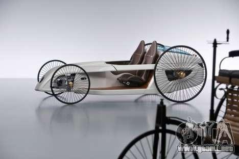 Inicio pantallas de Mercedes-Benz F-CELL Roadste para GTA 4 segundos de pantalla