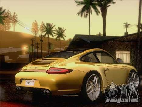 Porsche 911 Targa 4S para la visión correcta GTA San Andreas