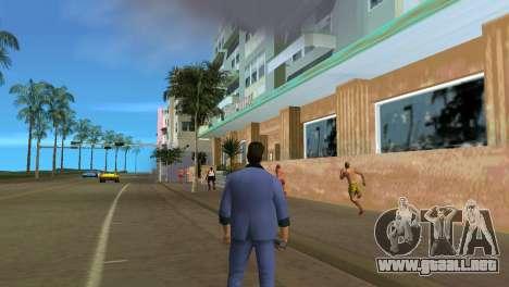 Pastillas, bombas de humo para GTA Vice City tercera pantalla
