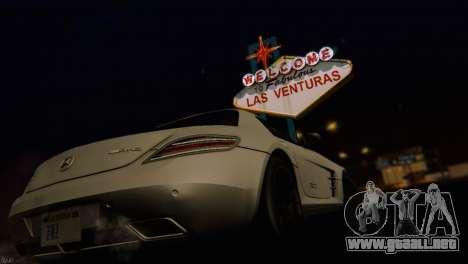 SA_extend. v1.1 para GTA San Andreas novena de pantalla