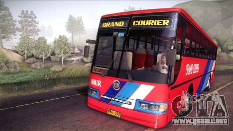 Grand Courier 5588 para GTA San Andreas