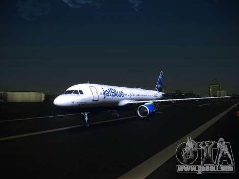 Airbus A320 JetBlue para GTA San Andreas