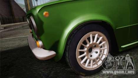 Lada 1200 R para la visión correcta GTA San Andreas