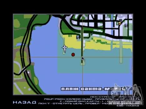 Nueva isla V2.0 para GTA San Andreas octavo de pantalla
