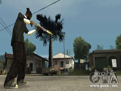 Beta Sweet skin para GTA San Andreas tercera pantalla