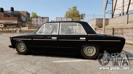 VAZ-2106 Instalado [End] para GTA 4 left