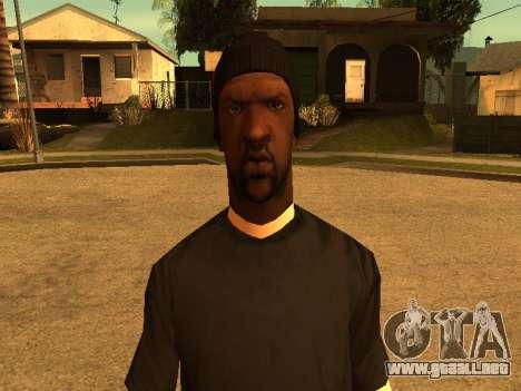 Beta Sweet skin para GTA San Andreas quinta pantalla