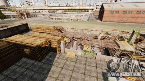 La pista de pruebas Extremas- para GTA 4 quinta pantalla