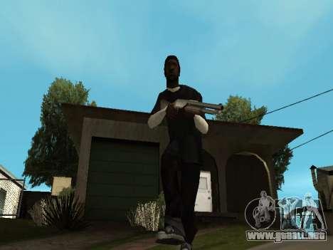 Beta Sweet skin para GTA San Andreas sucesivamente de pantalla