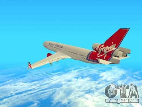 McDonnell Douglas MD-11 para la visión correcta GTA San Andreas