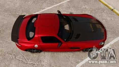 Mercedes-Benz SLS 2014 AMG GT Final Edition para GTA 4 visión correcta
