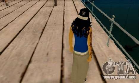 Ophelia v2 para GTA San Andreas sexta pantalla