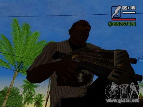 Defensor v.2 para GTA San Andreas séptima pantalla