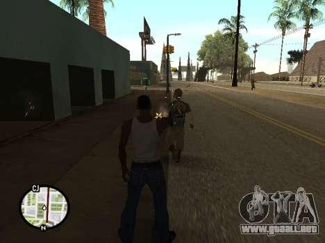 ProAim para GTA San Andreas tercera pantalla