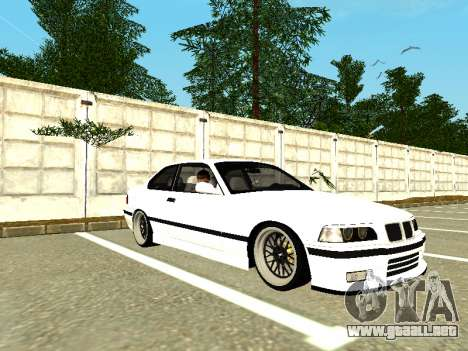 BMW M3 E36 Coupe para GTA San Andreas left