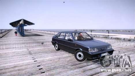 Daewoo FSO Polonez Caro Impo para GTA 4 left