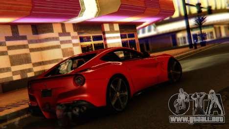 SA_extend. v1.1 para GTA San Andreas décimo de pantalla