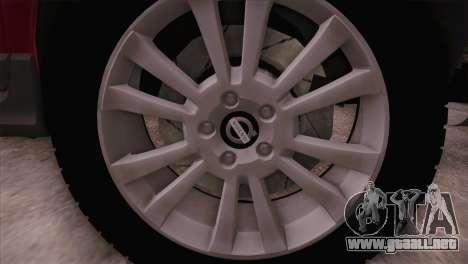 Volvo XC60 2009 para la visión correcta GTA San Andreas