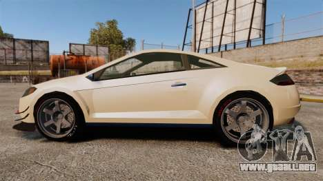 GTA V Maibatsu Penumbra para GTA 4 left