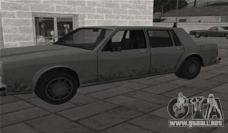 Todas las ruedas en todas las máquinas para GTA San Andreas tercera pantalla