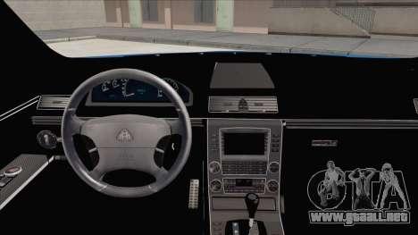 Maybach 57 TT Black Revel para la visión correcta GTA San Andreas