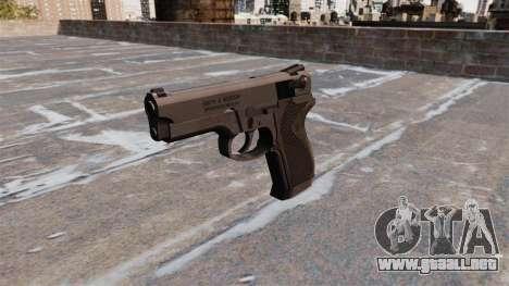 Pistola Smith & Wesson Modelo 410 para GTA 4 tercera pantalla