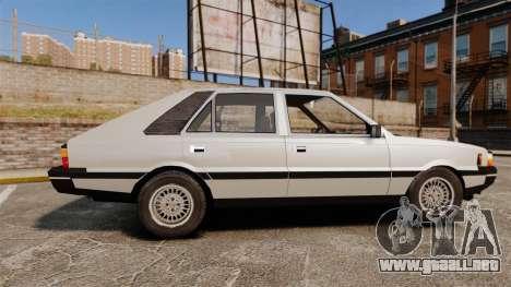 FSO Polonez 1500 para GTA 4 left