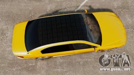 Ubermacht Oracle XL tuning para GTA 4 visión correcta