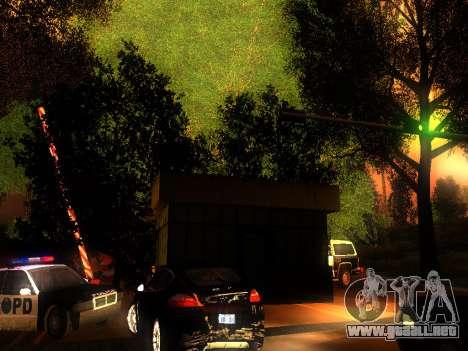 Customs Los Santos, San Fierro para GTA San Andreas sexta pantalla