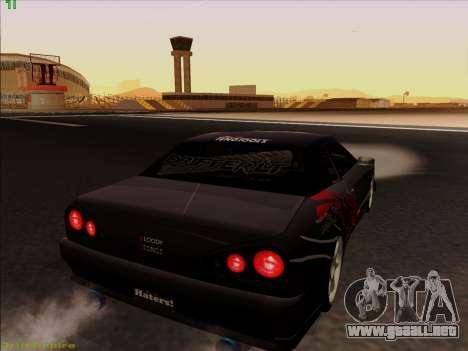 Vinilos para Elegía para el motor de GTA San Andreas