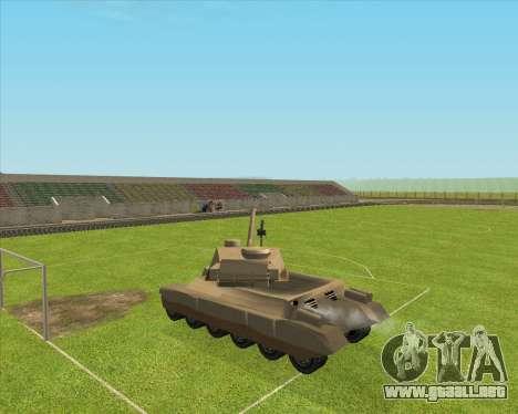 Rhino tp.JSF para visión interna GTA San Andreas