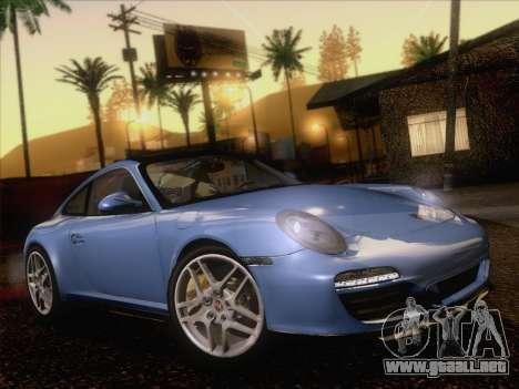 Porsche 911 Targa 4S para GTA San Andreas