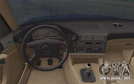 BMW M5 E34 1994 NA-spec para la visión correcta GTA San Andreas
