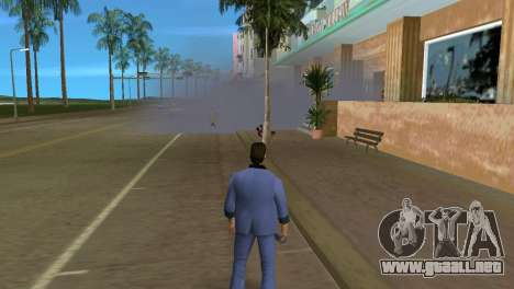 Pastillas, bombas de humo para GTA Vice City sucesivamente de pantalla