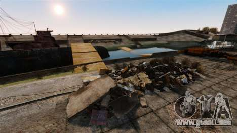 La pista de pruebas Extremas- para GTA 4 tercera pantalla