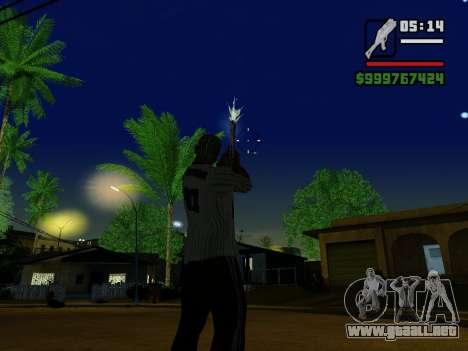 Defensor v.2 para GTA San Andreas novena de pantalla