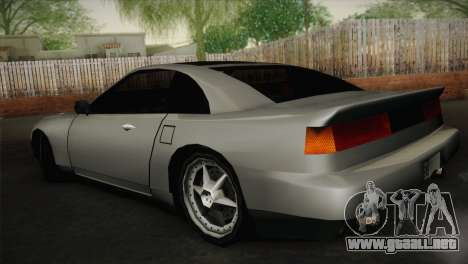 New Euros V1 para GTA San Andreas left