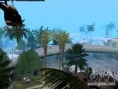 New Grove Street v3.0 para GTA San Andreas sexta pantalla