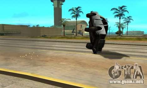 Sombras en el estilo de RAGE para GTA San Andreas sexta pantalla