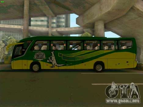 JR Australian Express para GTA San Andreas left