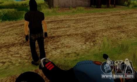 Glenn Danzig Skin para GTA San Andreas sexta pantalla