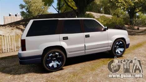 GTA V Albany Cavalcade para GTA 4 left
