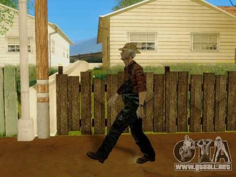 Agricultor o modificado y complementado para GTA San Andreas décimo de pantalla